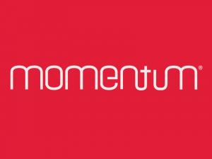 momentum biking logo